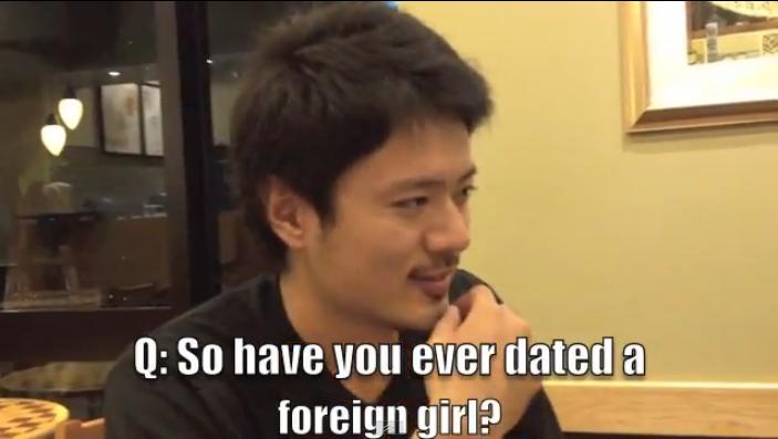 femme étrangère au Japon