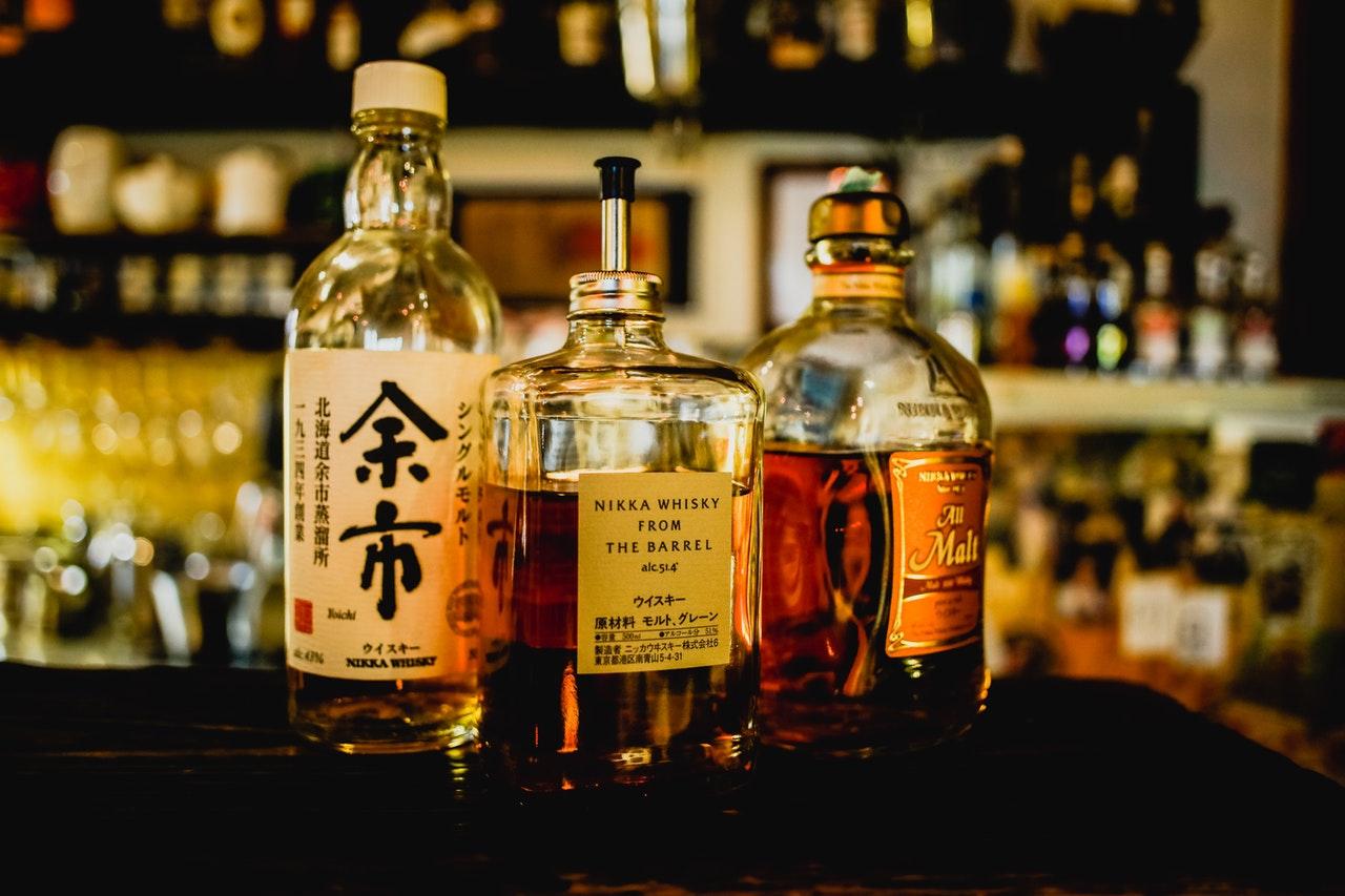 japonais et alcool