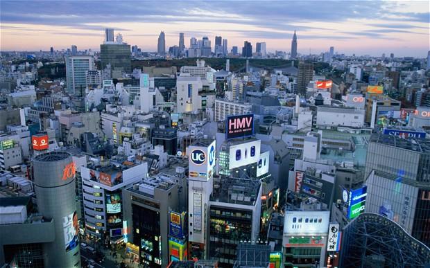 Flat in Tokyo