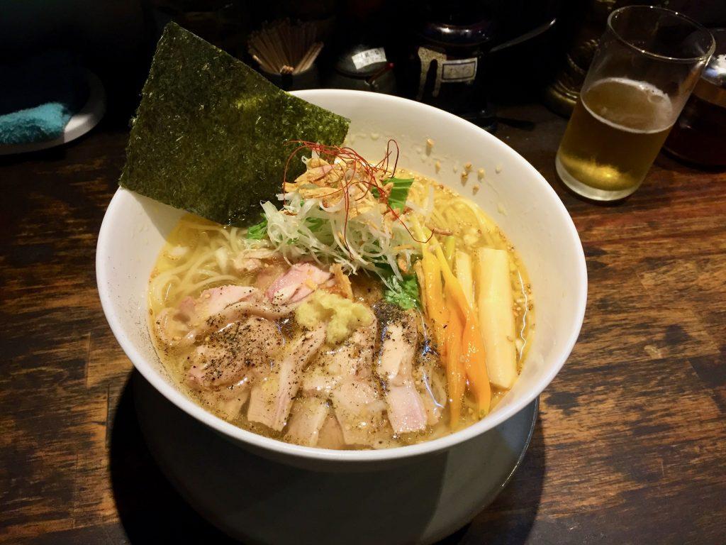 Ramen - Takadanobaba