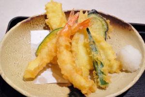 Nourriture japonaise - Tempura