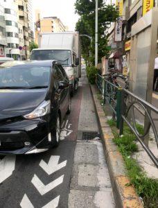 vélo à Tokyo